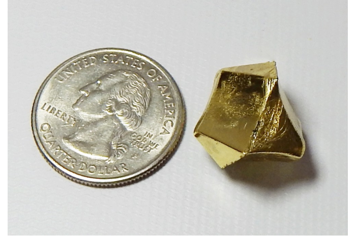 Gold Pirate Nuggets: 5 piece