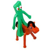 Mini Gumby and Pokey