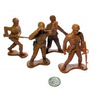Jumbo Army Men (Tan)