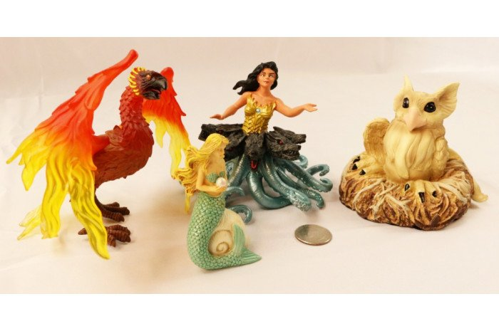 Mythical Figures Theme Kit