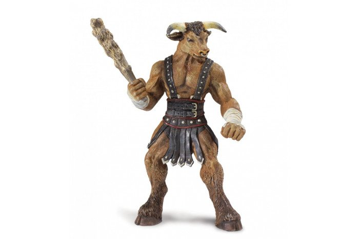 Minotaur- Greek Figure