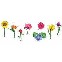 Flowers Toob (8 Piece)