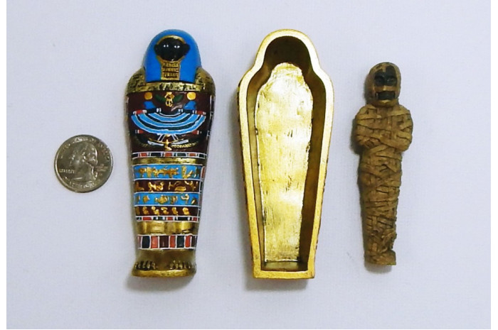 Sarcophagus (3 Piece Set)