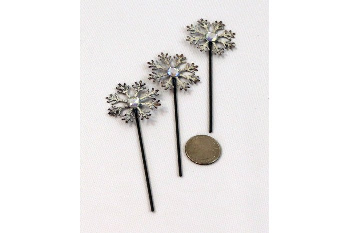 Snowflakes (Set of 3)