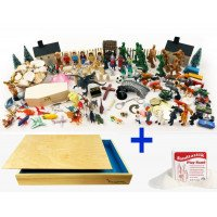 Sand Tray Miniature Premium Starter Kit - Full Package