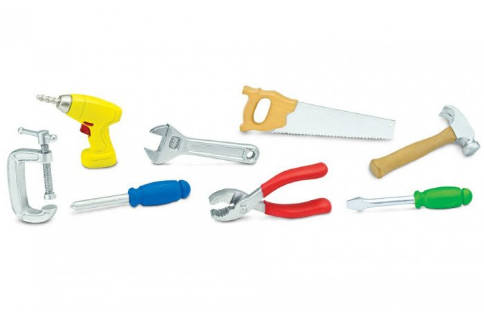 Tools Toob (8 Piece)