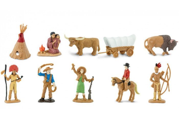 Wild West Toob (10 Piece)