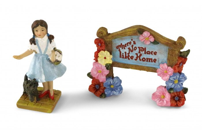 There's No Place Like Home (2 Piece Set)
