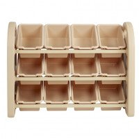 Three Tier Storage Organizer with Bins