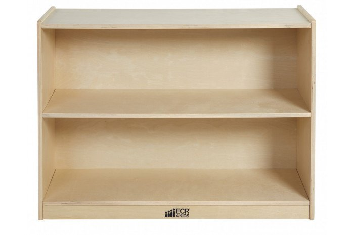 Two Shelf Storage Cabinet