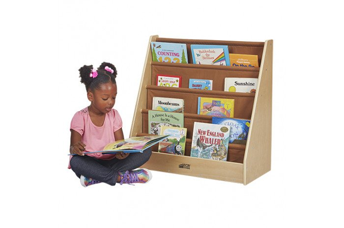 Canvas Book Display (Single Sided)