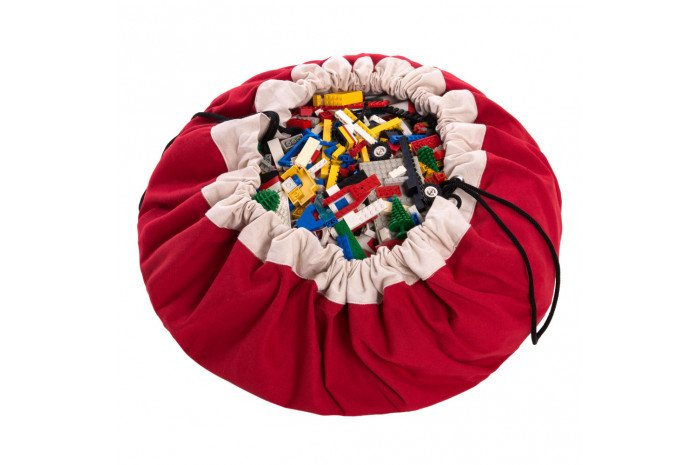 Play & Go Drawstring Bag Red