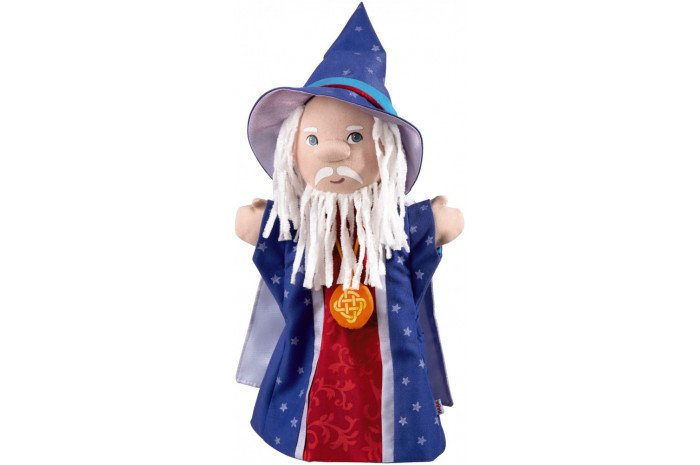 Small Wizard Puppet