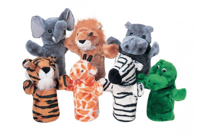 Zoo Puppets