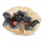 Giant Clam Hand Puppet