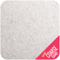 Sandtastik® Coarse Therapy Sand - White