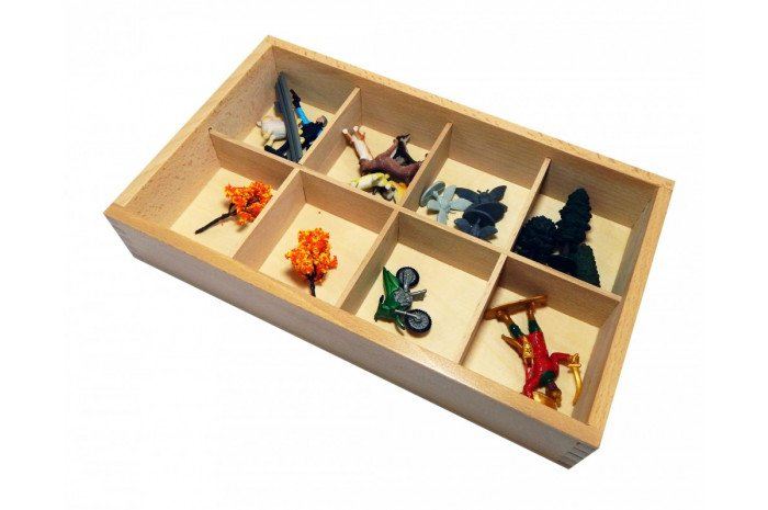 Miniature Storage Tray
