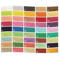 Classic Colored Sandtastik Safe Sand (available in 45 colors!)