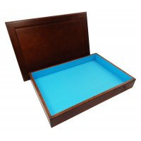 Premium Wooden Sand Tray with Lid