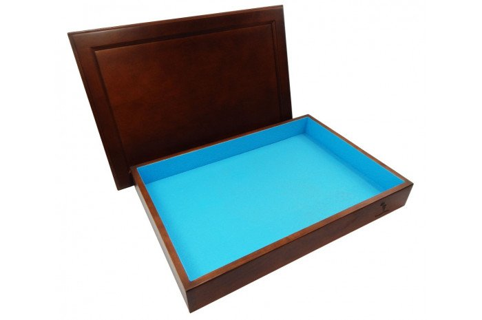 Premium Wooden Sand Tray with Stand Combo