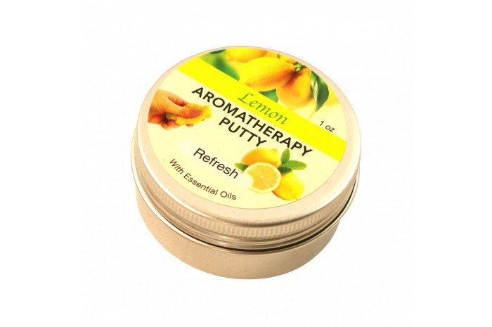 Aromatherapy Putty - Lemon - Refresh