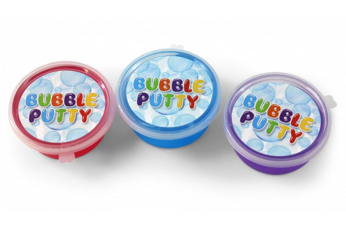 Bubble Putty 3 Pack