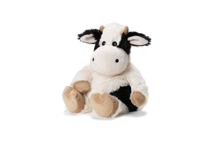 Warmies Lavender Scented Black and White Cow