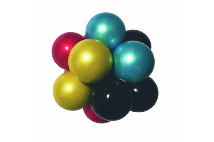 Icosa: The Atomic Fidget Ball