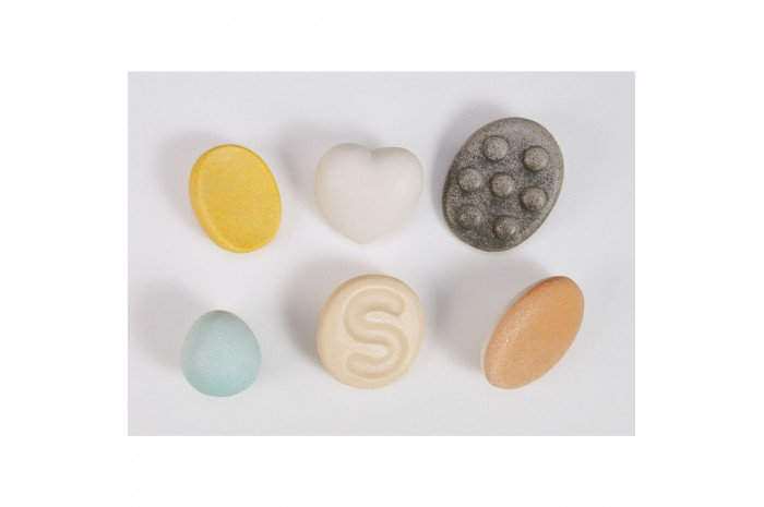 Sensory Worry Stones (set of 12)