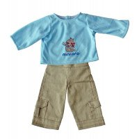 Anatomically Correct Newborn Boy Outfit