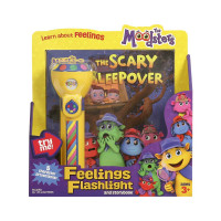 Feelings Flashlight and the Scary Sleepover