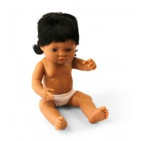 Anatomically Correct Hispanic Girl Doll