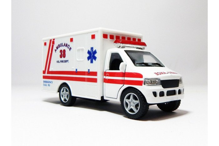 Ambulance (Deluxe)