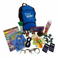Basic Portable Play Therapy Toys Kit