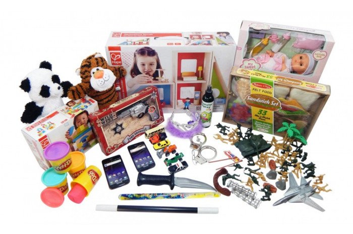 Basic Play Therapy Toys Starter Kit