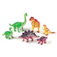 Jumbo Dinosaurs: Mommas and Babies