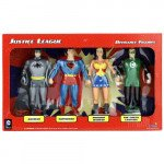 Justice League 4 Pack (5