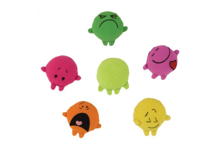 Kimochis Mixed Feelings Pack 1 (set of 6)