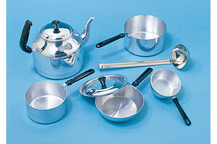 Child-size Cooking Set
