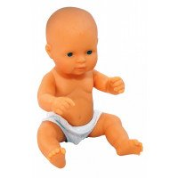 Anatomically Correct Newborn Caucasian Boy Doll