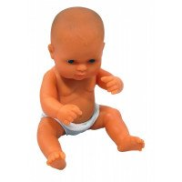 Anatomically Correct Newborn Caucasian Girl Doll