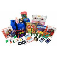 Premium Portable Play Therapy Toys Kit