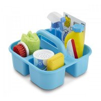 Spray, Squirt and Squeegee Nine Piece Set