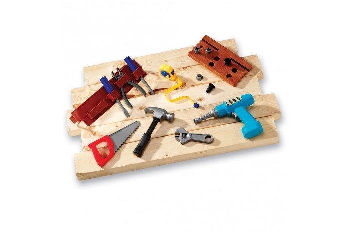 Pretend Play Tool Set (20 Piece)