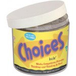 Choices - Decision Card Game in a Jar