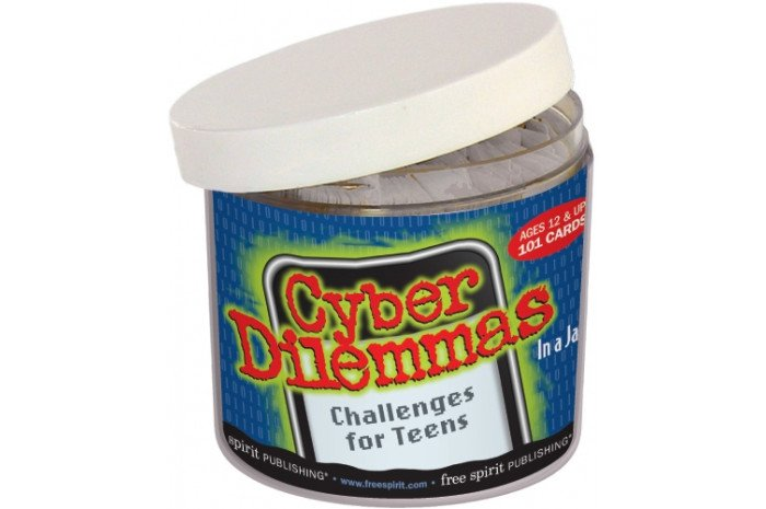 Cyber Dilemmas - Challenges for Teens in a Jar