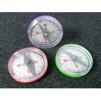 Miniature Compass Set of 3