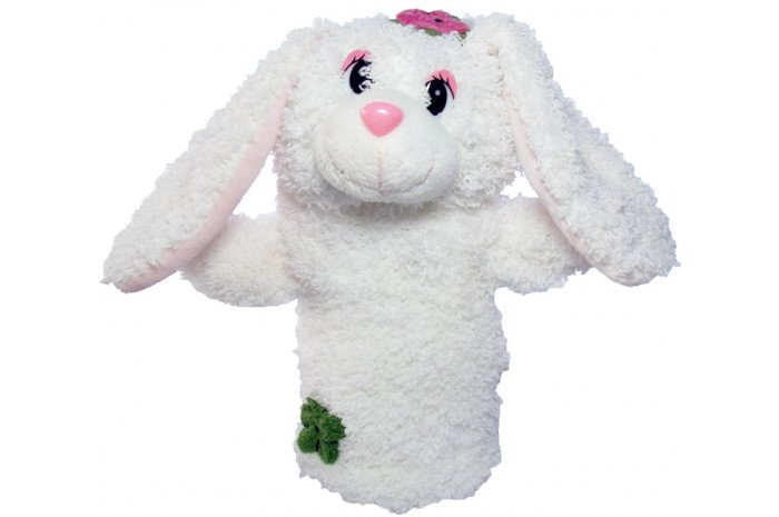 Billie the Bunny Hand Puppet