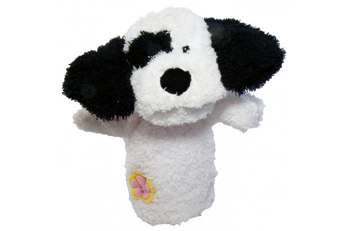 Penny the Puppy Hand Puppet