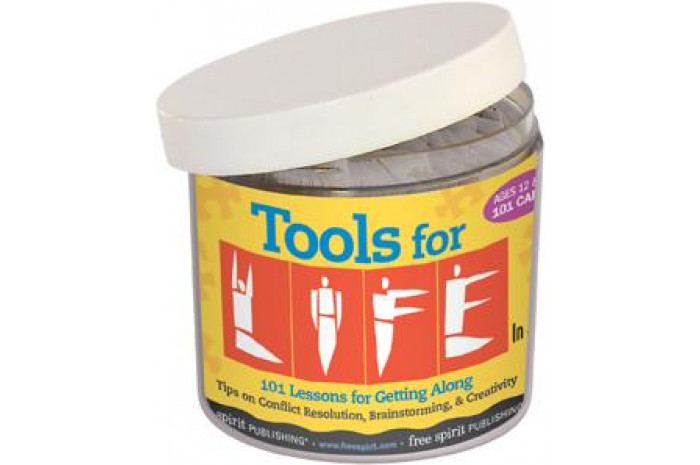 Tools for Life In a Jar (Conflict Resolution)